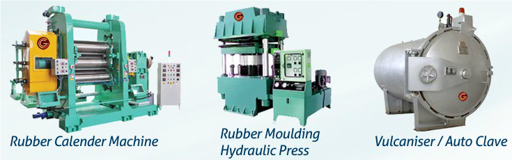 rubber calendering machine rubber calender machine mumbai india