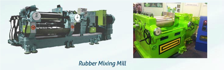 Rubber Mixing Mill, Two Roll Rubber Mixing Mill