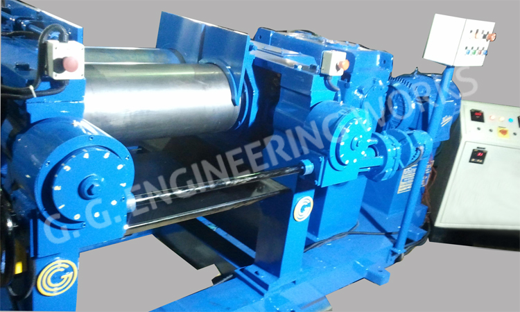 Rubber Processing Machinery Rubber Grinder Mill Rubber